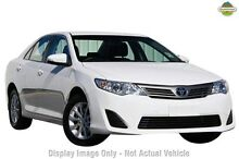 2012 Toyota Camry ASV50R Altise White 6 Speed Sports Automatic Sedan Upper Ferntree Gully Knox Area Preview