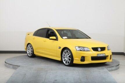 2010 Holden Commodore VE II SS-V Redline Edition Yellow 6 Speed Manual Sedan Smithfield Parramatta Area Preview