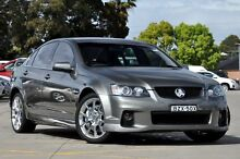 2010 Holden Commodore VE II SS-V Redline Edition Grey 6 Speed Automatic Sedan Greenacre Bankstown Area Preview