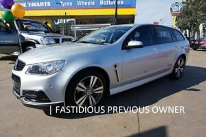 2014 Holden Commodore VF MY14 SS Sportwagon Nitrate 6 Speed Sports Automatic Wagon Dandenong Greater Dandenong Preview