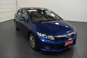 2012 Honda Civic MY12 Sport Blue 5 Speed Automatic Sedan Moorabbin Kingston Area Preview