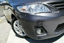 2012 Toyota Corolla ZRE152R MY11 Ascent Sport Grey 4 Speed Automatic Sedan Pennant Hills Hornsby Area Preview