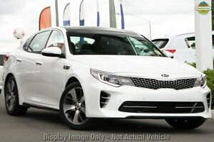 2016 Kia Optima JF GT Snow White Pearl 6 Speed Automatic Sedan Mount Gravatt Brisbane South East Preview