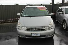 2007 Kia Grand Carnival VQ (EX) Silver 5 Speed Automatic Wagon Mitchell Gungahlin Area Preview