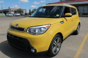 2016 Kia Soul SX Accident Free,  Leather,  Heated Seats,  Back-u