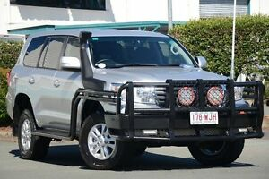 2014 Toyota Landcruiser VDJ200R MY13 GXL Silver Pearl 6 Speed Sports Automatic Wagon Acacia Ridge Brisbane South West Preview
