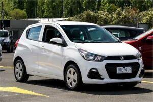 2015 Holden Barina Spark MJ MY15 CD White 5 Speed Manual Hatchback Ringwood East Maroondah Area Preview