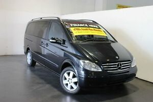 2005 Mercedes-Benz Viano 639 CDI 2.2 Ambiente Black 5 Speed Auto Touchshift Wagon Underwood Logan Area Preview