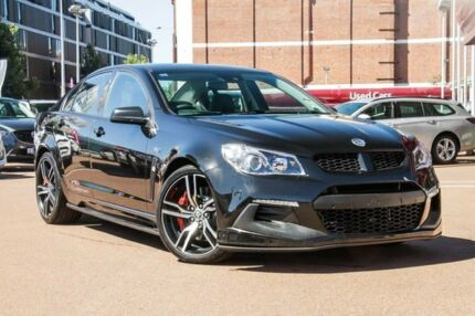 2017 Holden Special Vehicles Clubsport GEN-F2 MY17 R8 LSA Black 6 Speed Sports Automatic Sedan Fremantle Fremantle Area Preview