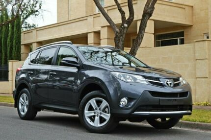 2013 Toyota RAV4 ASA44R Cruiser AWD Grey 6 Speed Sports Automatic Wagon Medindie Walkerville Area Preview