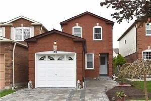 3 Bedroom 2 Wr home for sale in Toronto for 499,100!!!