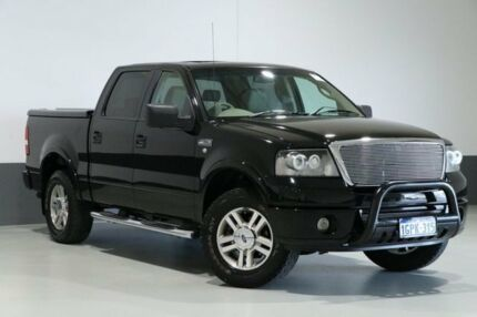2005 Ford F150 V8 4x4 Dual Cab Bentley Canning Area Preview