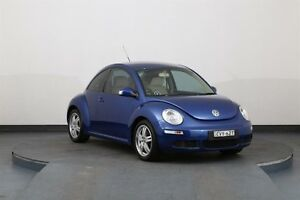 2006 Volkswagen Beetle 9C MY06 Upgrade Miami Blue 4 Speed Automatic Hatchback Smithfield Parramatta Area Preview