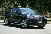 2008 BMW X6 E71 xDrive35d Coupe Steptronic Black 6 Speed Sports Automatic Wagon Slacks Creek Logan Area Preview