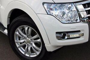 2014 Mitsubishi Pajero White Sports Automatic Wagon Nunawading Whitehorse Area Preview
