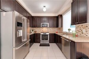 Gorgeous 2 Yr New 4 B/R Semi With S/Ent At Mississauga Rd/Bovair