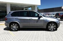 2013 BMW X5  Grey Sports Automatic Wagon St James Victoria Park Area Preview