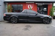 2009 Holden Commodore VE MY10 SV6 6 Speed Manual Utility Blair Athol Port Adelaide Area Preview