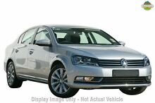 2014 Volkswagen Passat Type 3C MY14.5 118TSI DSG Dark Blue 7 Speed Sports Automatic Dual Clutch Seda Nedlands Nedlands Area Preview