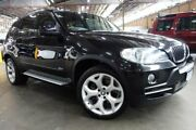 2008 BMW X5 E70 d Steptronic Black 6 Speed Sports Automatic Wagon Port Melbourne Port Phillip Preview