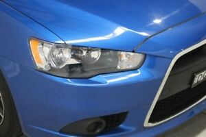 2015 Mitsubishi Lancer CJ MY15 ES Sport Blue 6 Speed Constant Variable Sedan