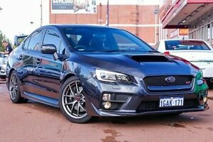 2015 Subaru WRX V1 MY15 STI AWD Premium Grey 6 Speed Manual Sedan Fremantle Fremantle Area Preview