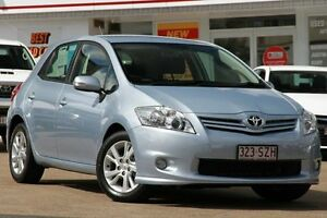 2011 Toyota Corolla ZRE152R MY11 Ascent Sport Blue 4 Speed Automatic Hatchback Woolloongabba Brisbane South West Preview