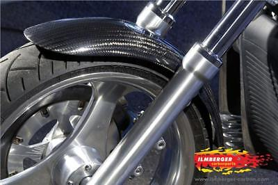 Ilmberger GLOSS Carbon Fibre Front Mudguard Fender Harley Davidson V Rod 2003