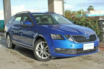2017 Skoda Octavia NE MY18 110 TSI Blue 7 Speed Auto Direct Shift Wagon Victoria Park Victoria Park Area Preview
