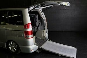 2005 Toyota Noah SLOPER WHEELCHAIR RAMP Silver Automatic Wagon Daisy Hill Logan Area Preview