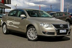 2006 Volkswagen Passat Type 3C Cream 6 Speed Sports Automatic Dual Clutch Sedan Mill Park Whittlesea Area Preview