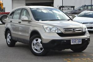 2008 Honda CR-V RE MY2007 4WD Gold 5 Speed Automatic Wagon Claremont Nedlands Area Preview
