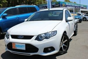 2011 Ford Falcon FG MkII XR6 Super Cab White 6 Speed Sports Automatic Cab Chassis Yeerongpilly Brisbane South West Preview