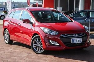 2013 Hyundai i30 Red Sports Automatic Wagon Midland Swan Area Preview