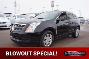 2011 Cadillac SRX ALL WHEEL DRIVE Navigation (GPS),  Leather,  H