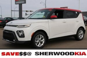 2020 Kia Soul AT EX 20TH ANNIV HEATED FRONT SEATS, REAR VIEW CAM