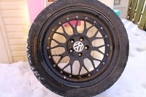 17 inch Volkswagen (Jetta) rims
