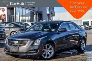 2015 Cadillac ATS Sedan |BOSE|Sunroof|Heat Frnt.Seats|Keyless_En