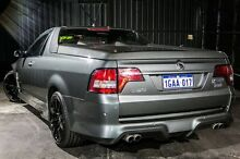 2012 Holden Special Vehicles Maloo E Series 3 MY12.5 R8 Grey 6 Speed Sports Automatic Utility Wangara Wanneroo Area Preview