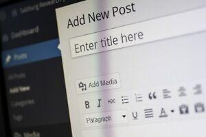 Conception et Création de Sites Web - Web Design & SEO