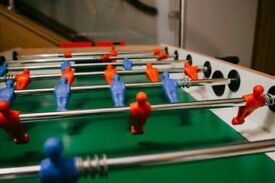 Industry standard table football