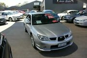 2007 Subaru Impreza MY07 2.0I (AWD) Silver 4 Speed Automatic Sedan Mitchell Gungahlin Area Preview