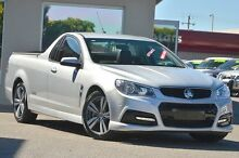 2015 Holden Ute VF MY15 SS Ute Silver 6 Speed Sports Automatic Utility Morley Bayswater Area Preview