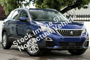 2018 Peugeot 3008 P84 MY18 Active SUV Grey 6 Speed Sports Automatic Hatchback Wendouree Ballarat City Preview