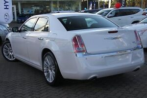 2015 Chrysler 300 MY15 C White 8 Speed Automatic Sedan Zetland Inner Sydney Preview