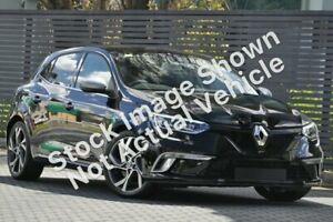 2017 Renault Megane BFB GT EDC Black 7 Speed Sports Automatic Dual Clutch Hatchback Launceston Launceston Area Preview