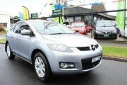 2007 Mazda CX-7 ER1031 MY07 Luxury Silver 6 Speed Sports Automatic Wagon West Footscray Maribyrnong Area Preview