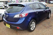 2009 Mazda 3 BL10F1 Neo Purple Manual Hatchback Minchinbury Blacktown Area Preview