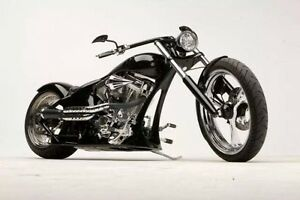 Custom Chopper Airport West Moonee Valley Preview