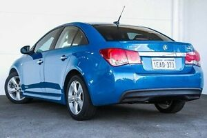 2012 Holden Cruze JH Series II MY12 SRi-V Blue 6 Speed Manual Sedan Pearsall Wanneroo Area Preview
